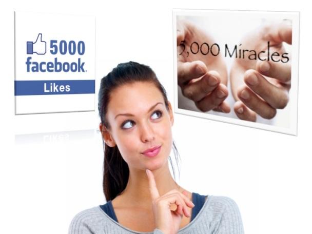 5,000 Miracles